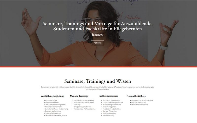 360Grad Prüfungstraining Website