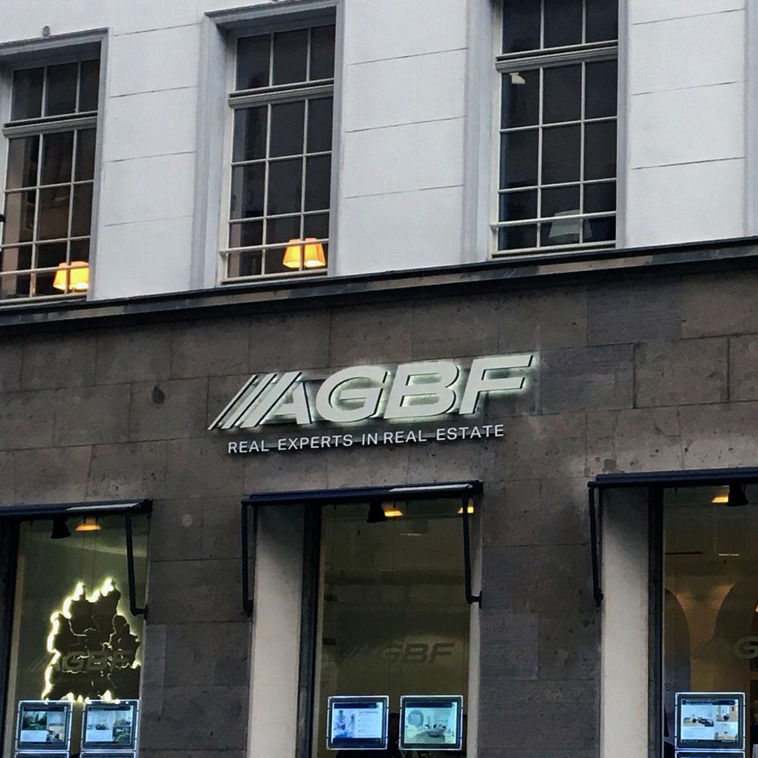AGBF Lichtanlage Berlin Jägerstraße