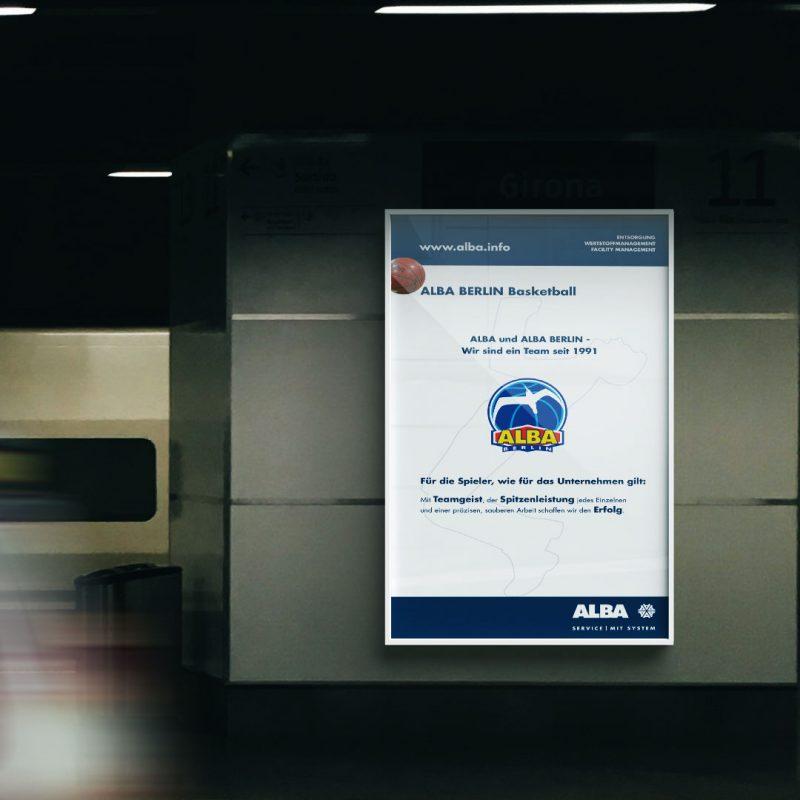 ALBA Messebau und Druck