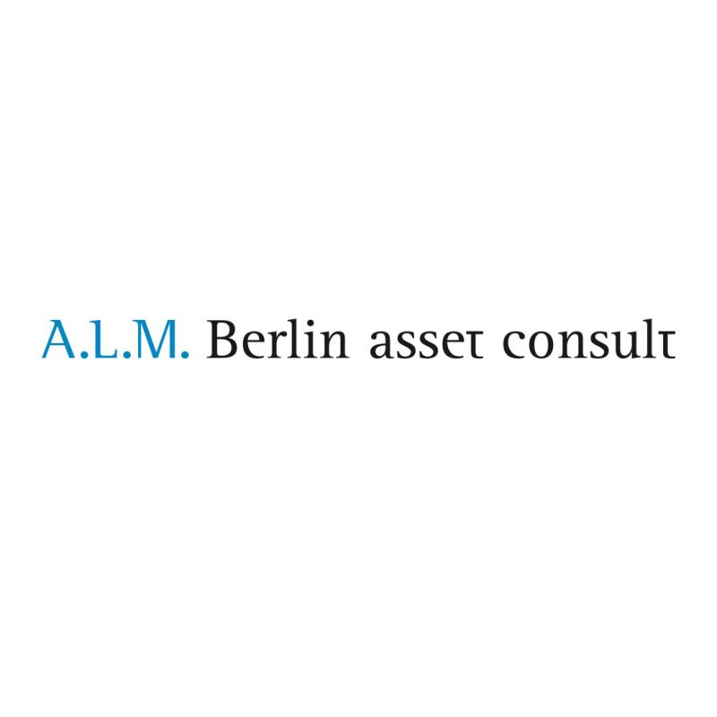 ALM Corporate Design Logo