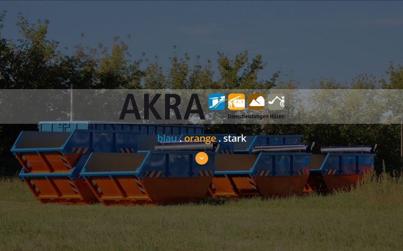 AKRA Website