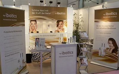 BELANO ibiotics beauty Messestand 3
