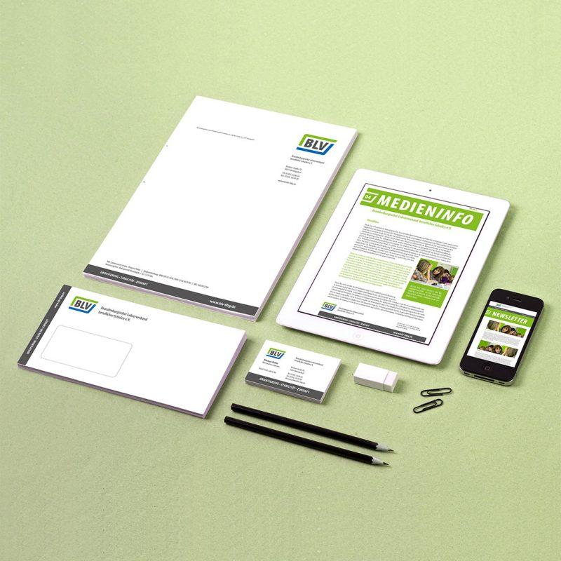 BLV Corporate Design
