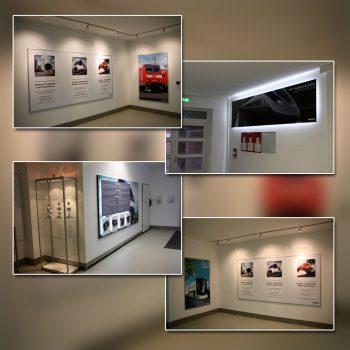 Bombardier Ausstellung