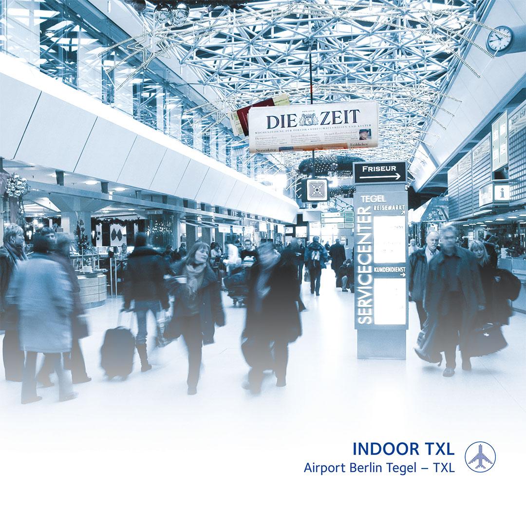 Flughafengesellschaft Berlin-Brandenburg Mediekampagne