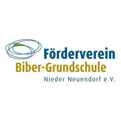 Förderverein Biber-Grundschule Corporate Design Logo