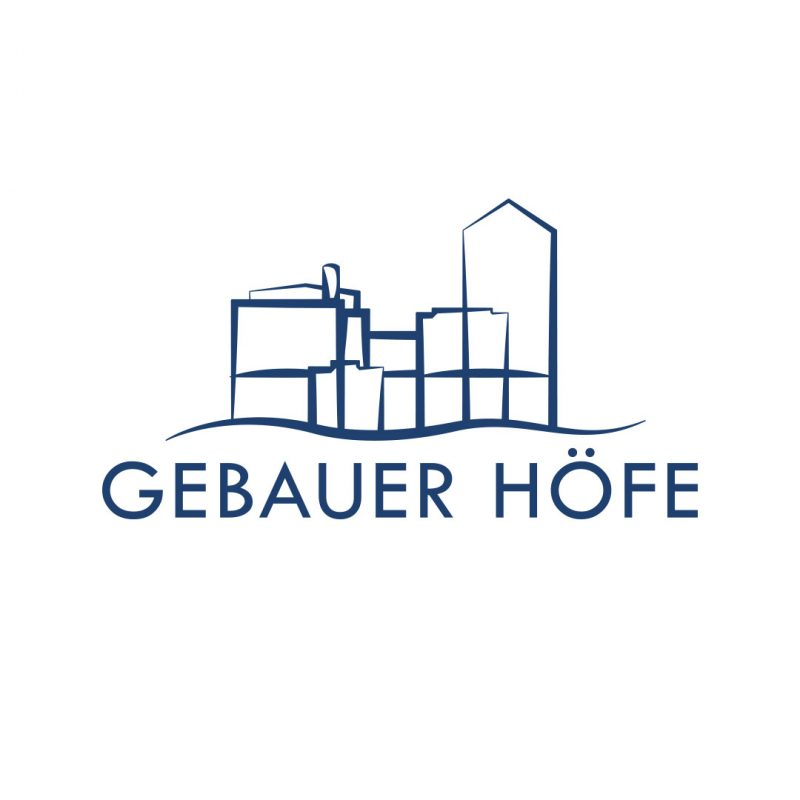 Gebauer Hoefe Corporate Design Logo