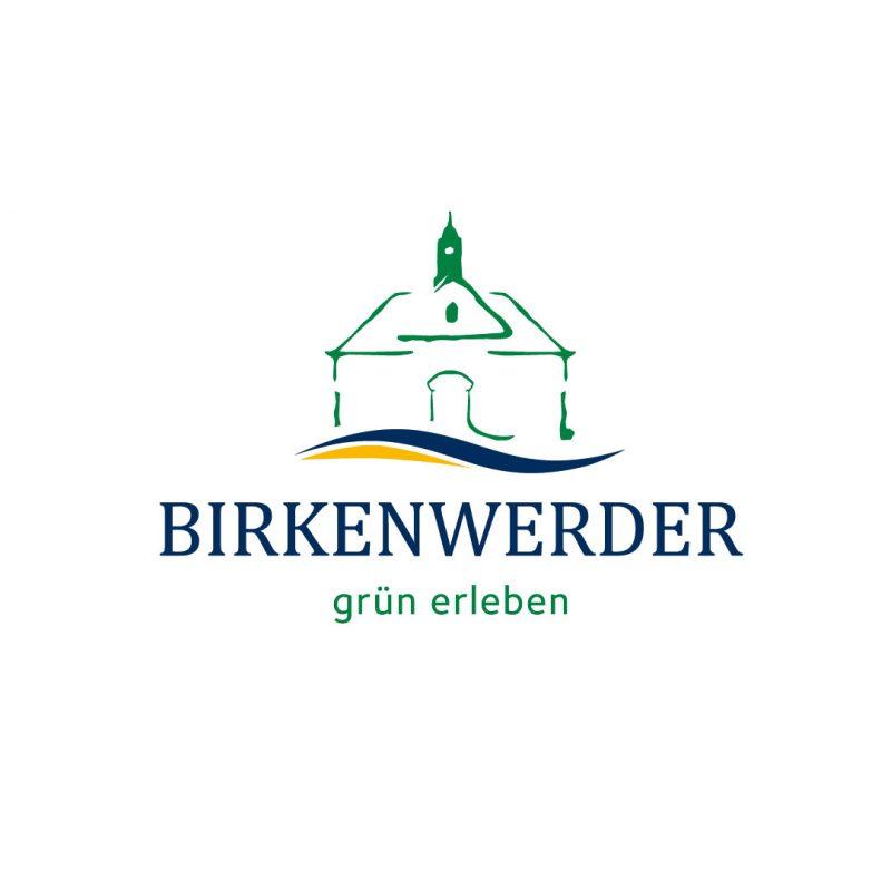 Gemeindeverwaltung Birkenwerder Corporate Design Logo