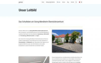 Georg Mendheim OSZ Website