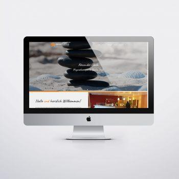 Gluch Physiotherapie Website