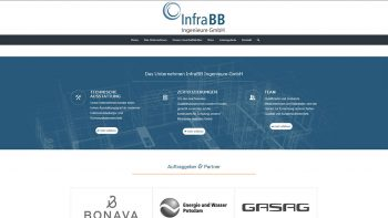 InfraBB Website