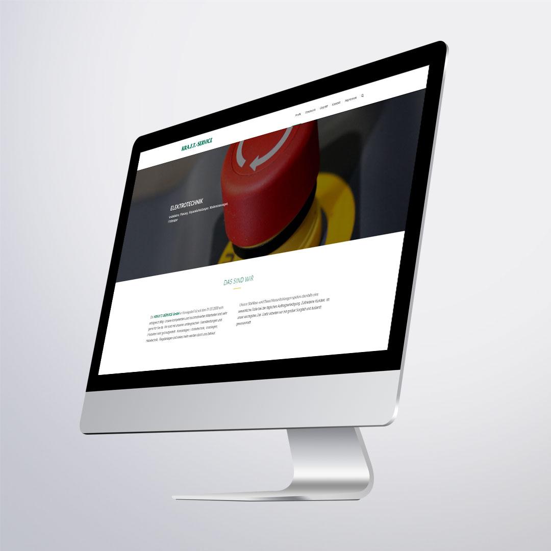 Kraft Service Website