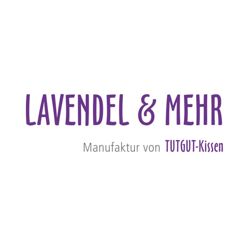 Lavendel Wendland Corporate Design Logo