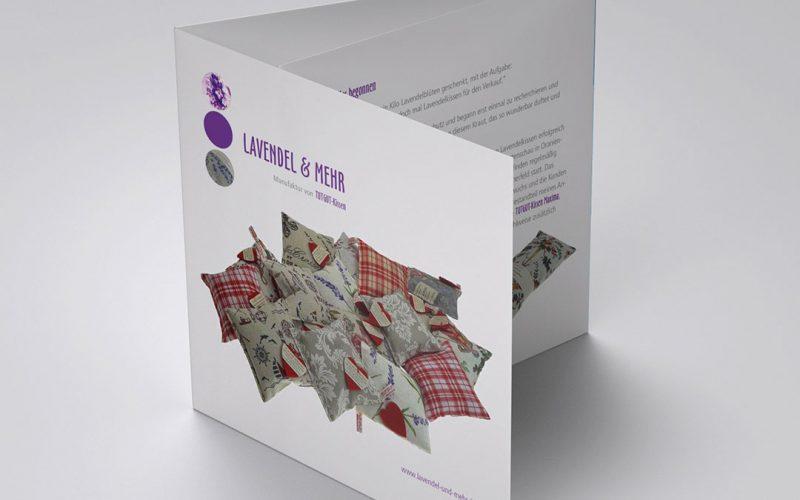 Lavendel und mehr Wendland Flyer