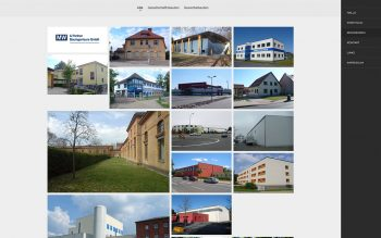 MW & Partner Bauingenieure Website