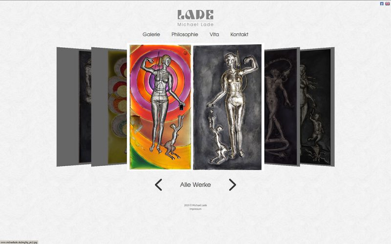 Michael Lade Website