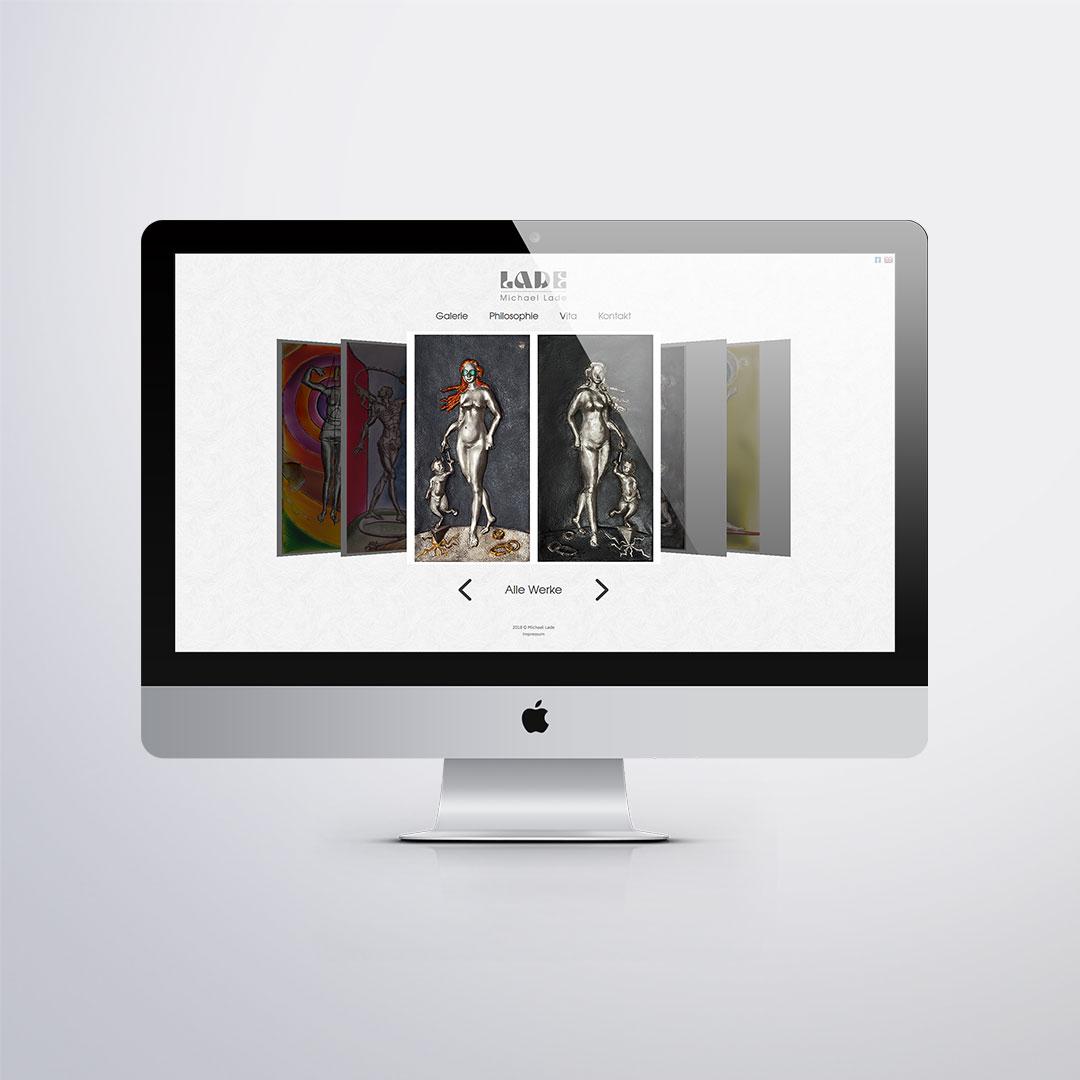 Michael Lade Website