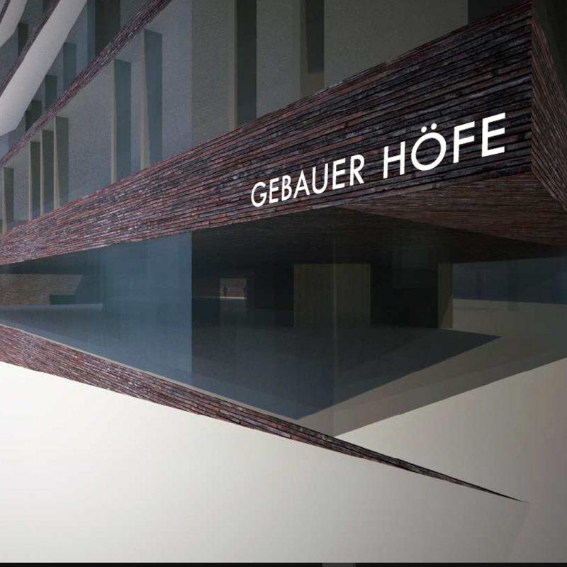 ORCO GSG Berlin Gebaeude Logo