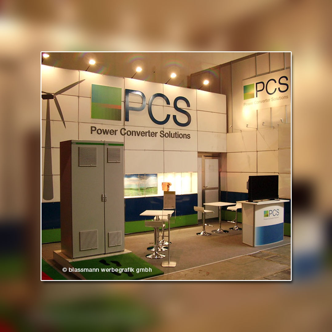 PCS Messebau