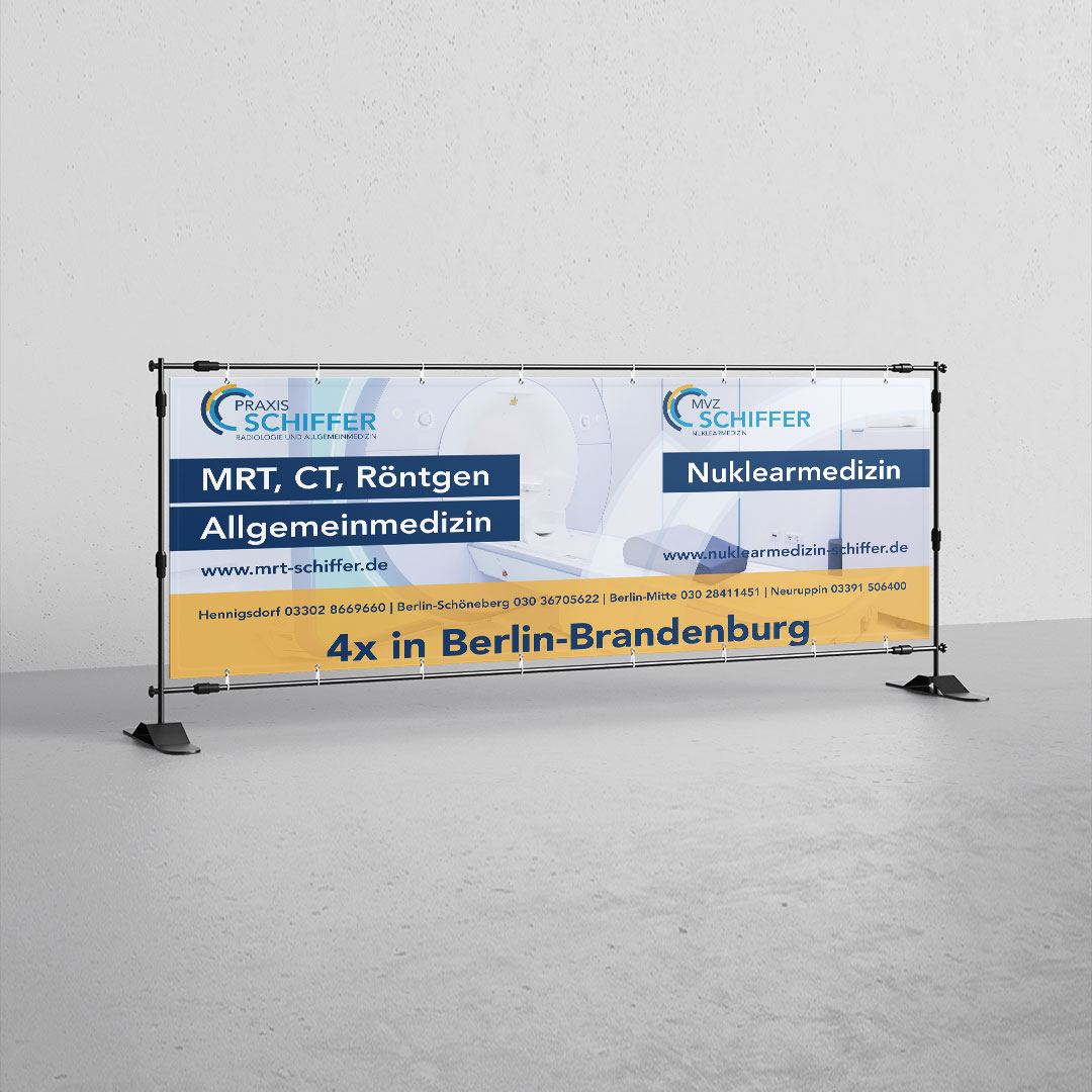 Praxis Schiffer Banner