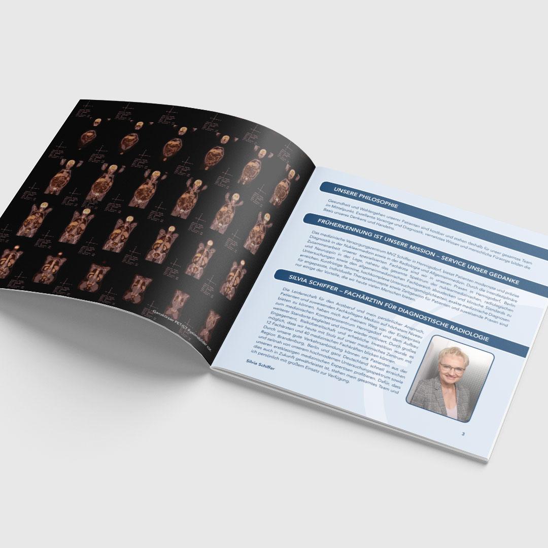Praxis Schiffer Broschuere Inhalt