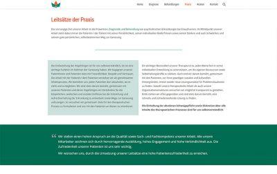 Psychiatrie Nauen Website