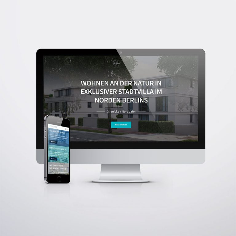 Propeco Housing GmbH Website