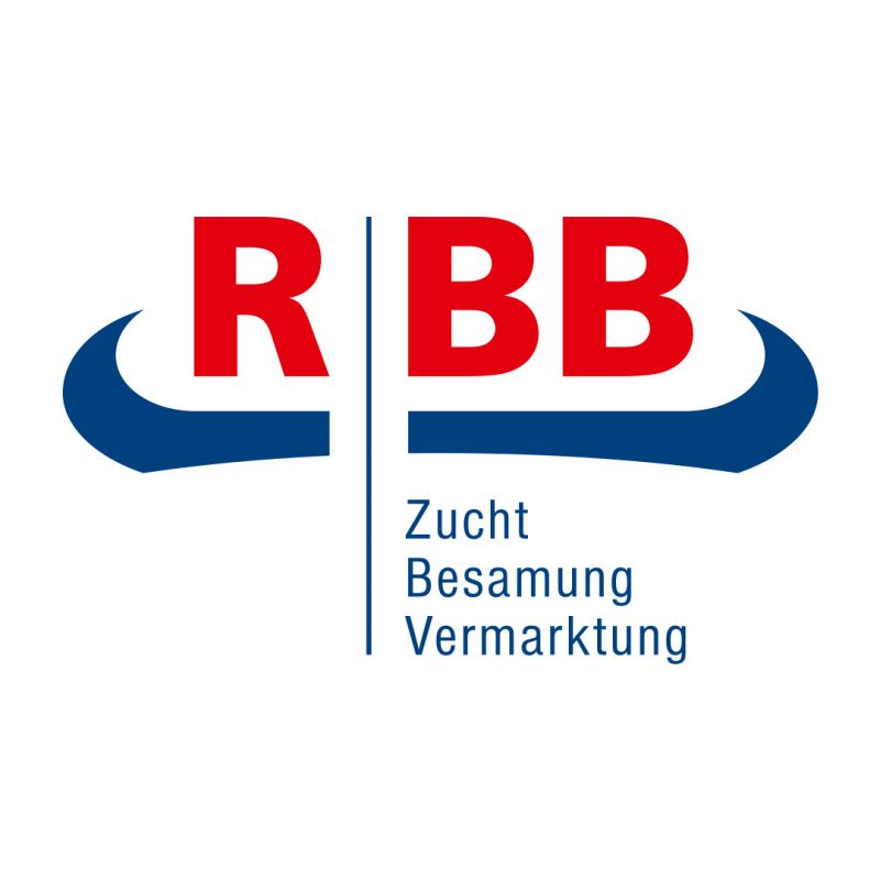 RBB Rinderproduktion Corporate Design Logo