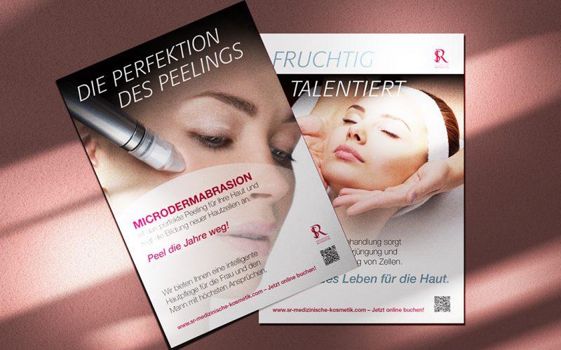 SR Kosmetik Plakate