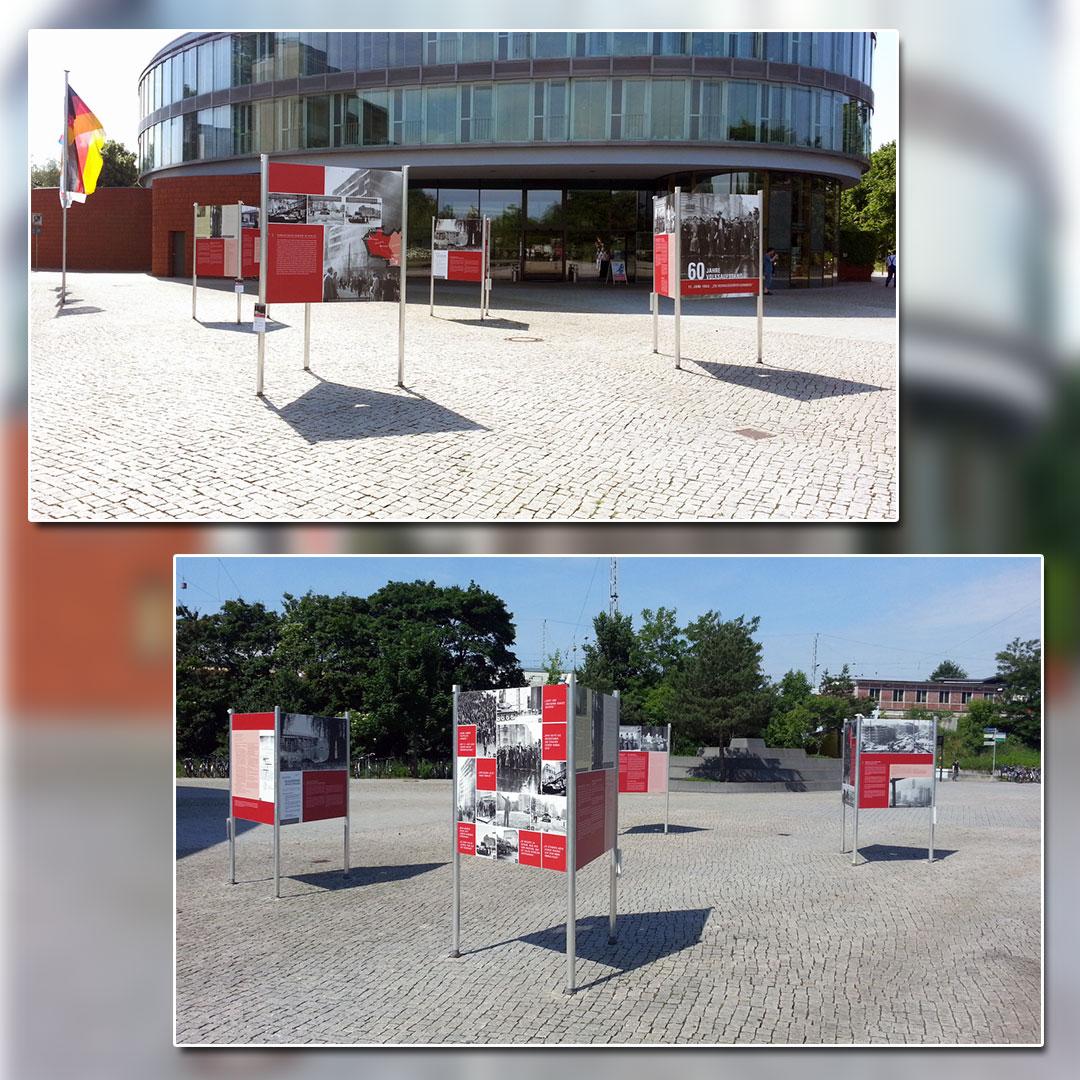 Stadtverwaltung Hennigsdorf Ausstellung 60 Jahre Volksaufstand