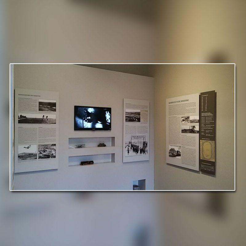 SV Hennigsdorf Dorfidyll Ausstellung
