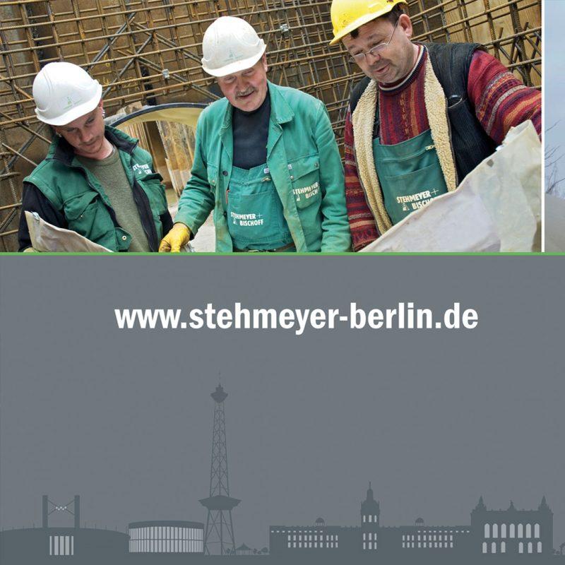 Stehmeyer+Bischoff Messewand