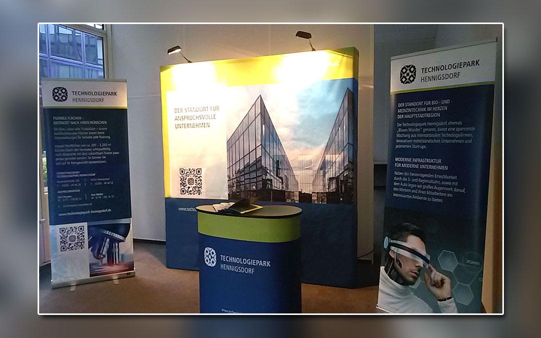 Technologiepark Hennigsdorf Präsentation