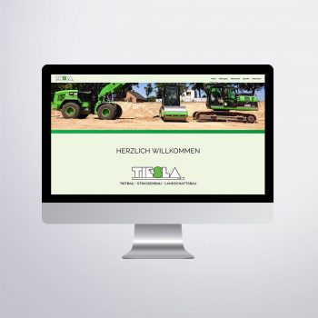Tiesla Website