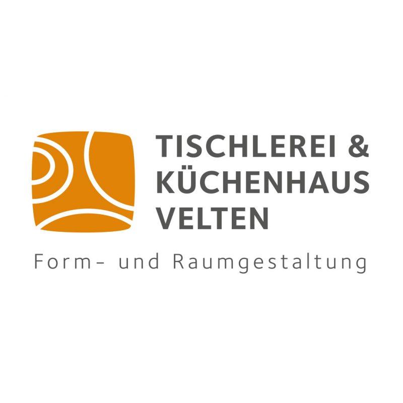 Tischlerei Velten Corporate Design Logo
