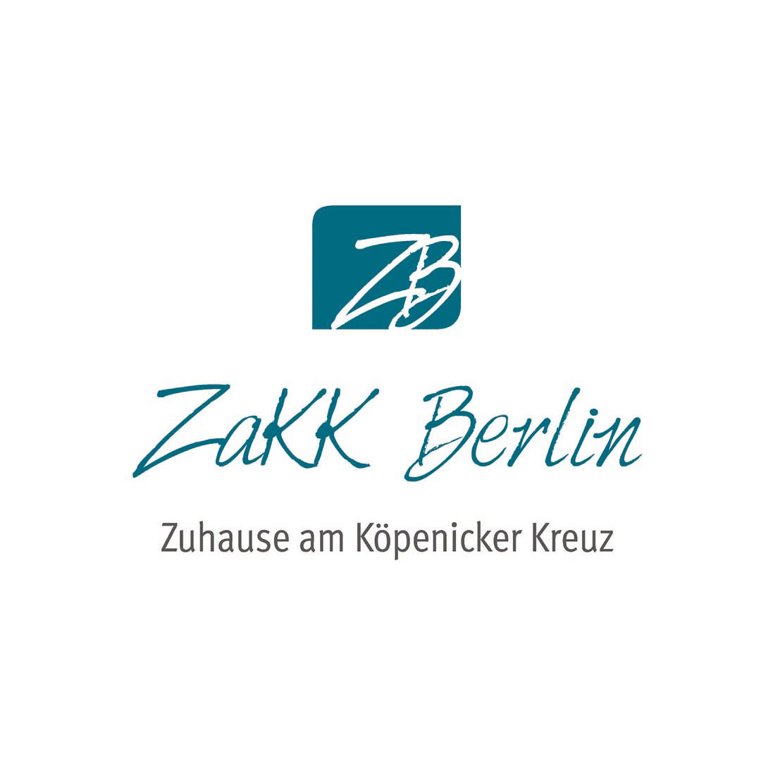 ZAKK Corporate Design Logo