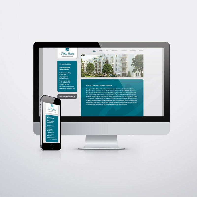 ZAKK Website