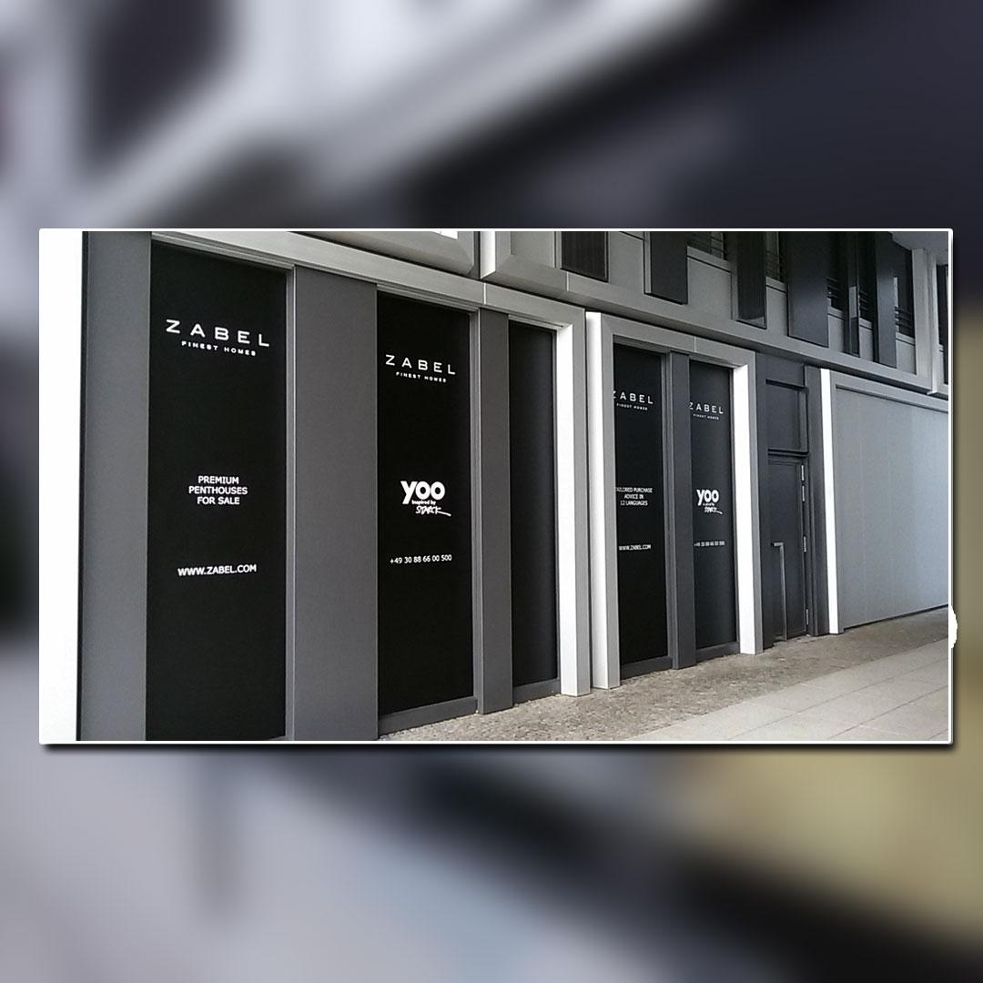 Zabel Property Objektgestaltung Fassade