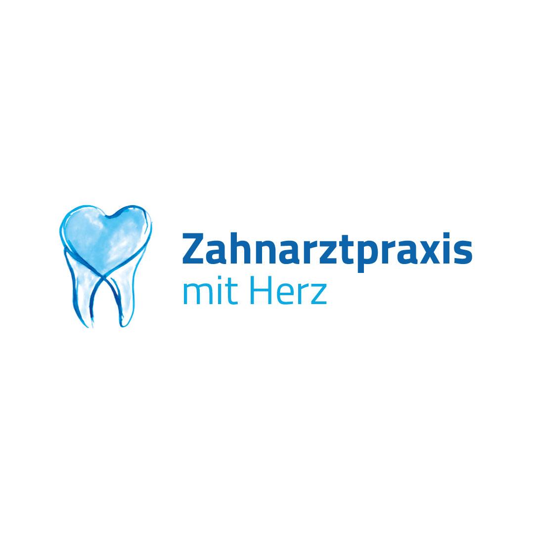 Zahnanrztpraxis Neroch Corporate Design Logo