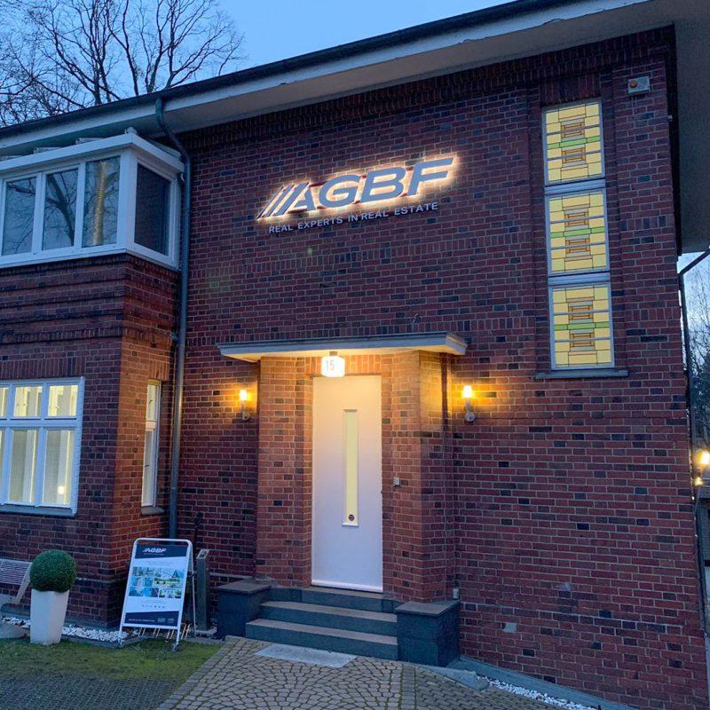 AGBF Lichtanlage Berlin Seehofstraße