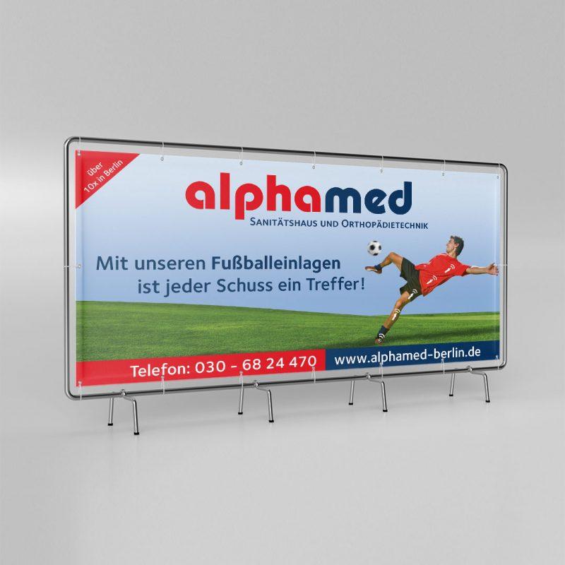 alphamed Banner