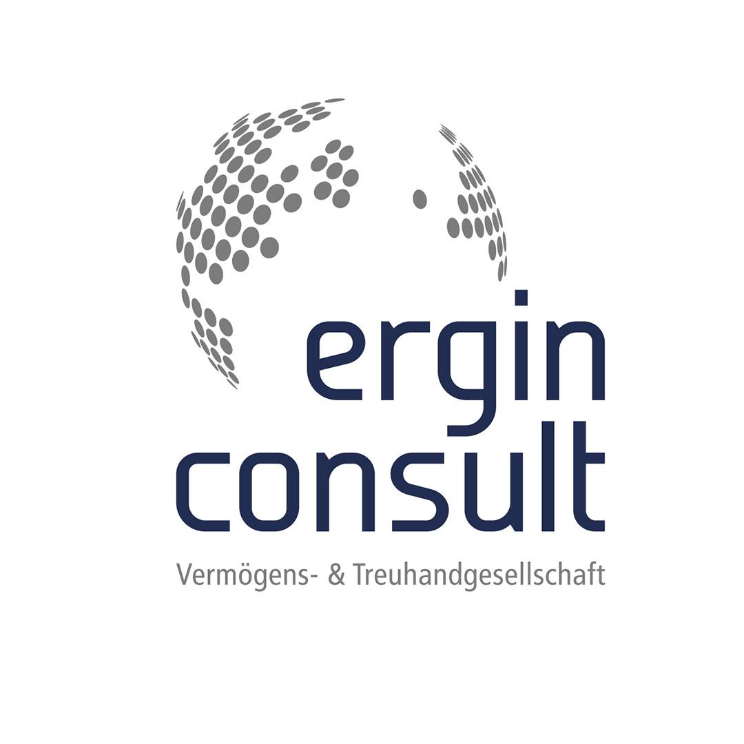 ergin consult Entwicklung von Corporate Design und Logo