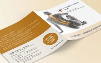Orthopädie Zentrum Tegel Broschüre