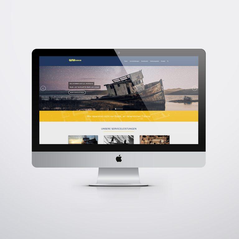 QS Worseck Website