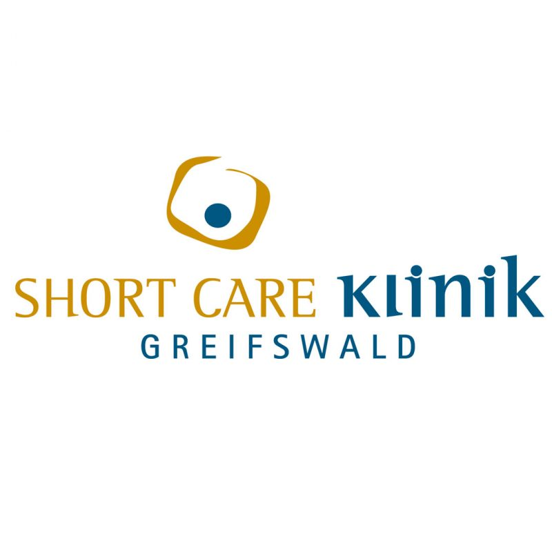 Shortcare Klinik Logo Corporate Design