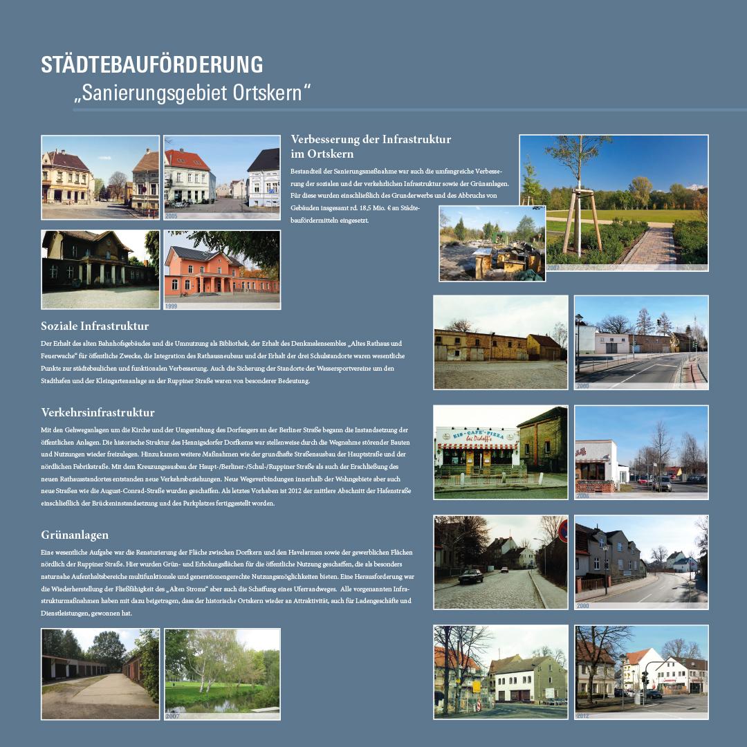 SV Hennigsdorf Ausstellung Tag der offenen Tür 2019