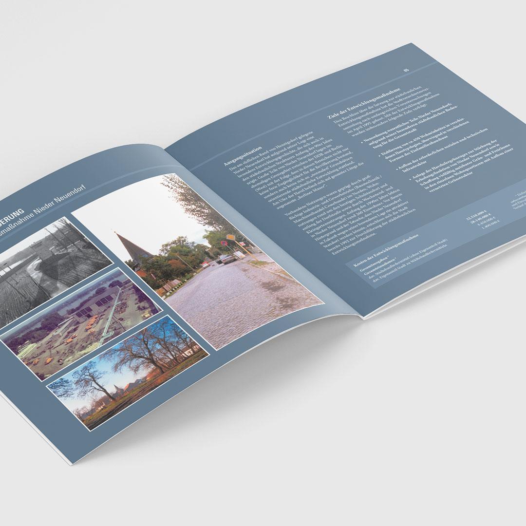 SV Hennigsdorf Broschüre Tag der offenen Tür 2019